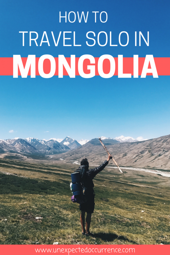 How to Travel Solo in Mongolia | Everything you need to know about independent travel in Mongolia, from planning the trip to arriving!