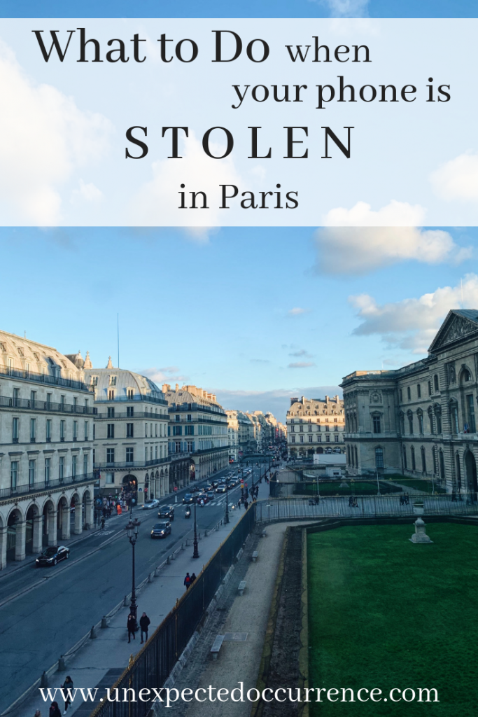 What To Do When Your Phone is Stolen in Paris : Who to Go to, Immediate Steps, and What to Do!
